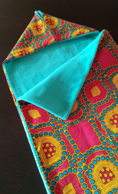 Nid d'Ange Naissance Wax Africain 4 : Mode Bébé par tidi-wax