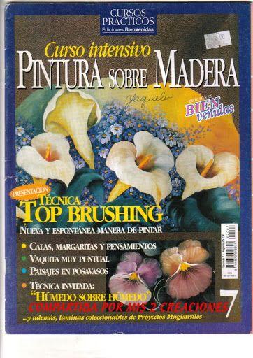 Pintura sobre madeira ano 2 n 07 - carolina - Picasa Web Albums...FREE MAGAZINE!!