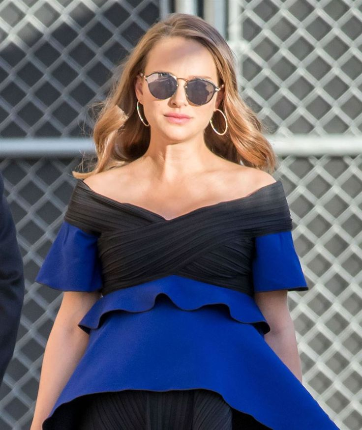 Natalie Portman's Latest Maternity Dress Cost $55