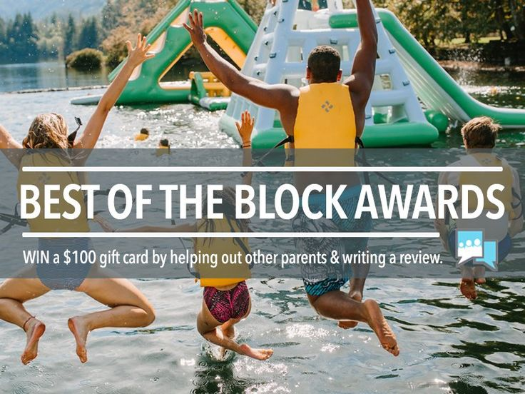 Best of the Block Awards. Find the best things to do with your kids in Winnipeg.