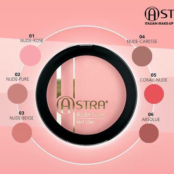 Astra ti svela i #trucchi del mestiere! Per scegliere il #blush nella giusta tinta, è indispensabile guardare il colore della #pelle, oltre che quello del proprio #makeup. Pelli molto chiare: tinte #nude o #pesca. Pelli #neutre: tinte rosa acceso. Pelle #olivastra: tinte rosa brillante o corallo. #BBloggers #BeautyBloggers #Beauty #BeautyNews #BeautyTrends #BeautyTips #BeautyThings #Skincare #Makeup #MUA #astramania #astramakeup #astra #makeupaddict #makeuplover #madeinitaly #makeuplook