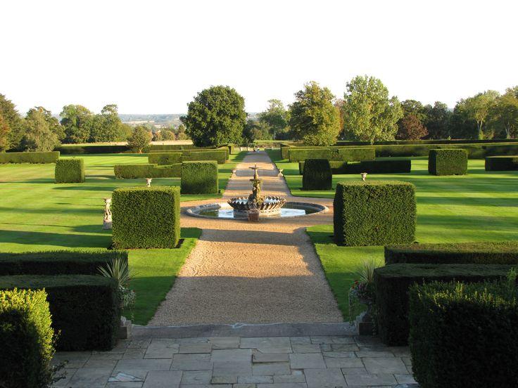 Eastwell Manor Gardens