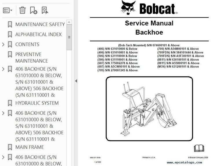 Best Download Heavy Equipment Service Repair Manuals Images On