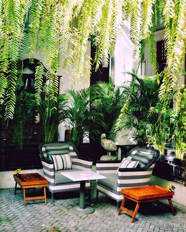 The Siam Hotel; Bangkok, Thailand | @andwhatelse