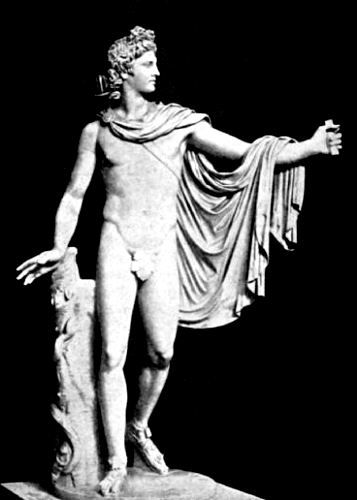 Have New pictures of greek mythology apollo tell