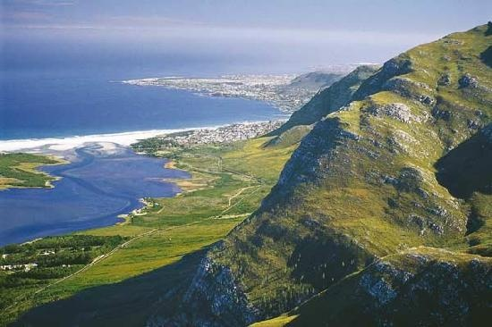 Klein River Lagoon, Hermanus, South Africa