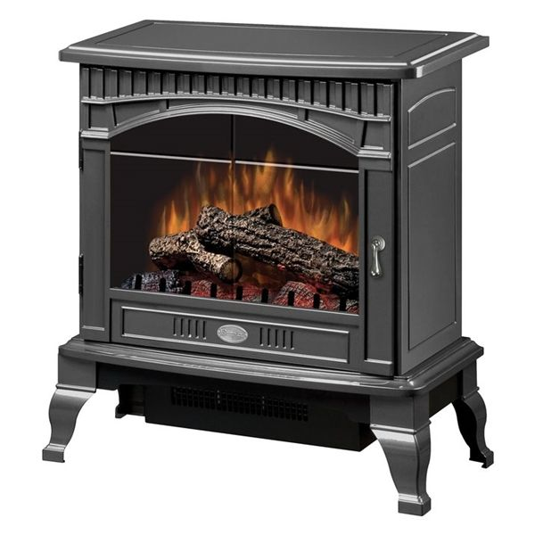 Shop Dimplex 25-in Pewter Electric Stove at Lowe's Canada. Find our selection of fireplaces at the lowest price guaranteed with price match + 10% off.