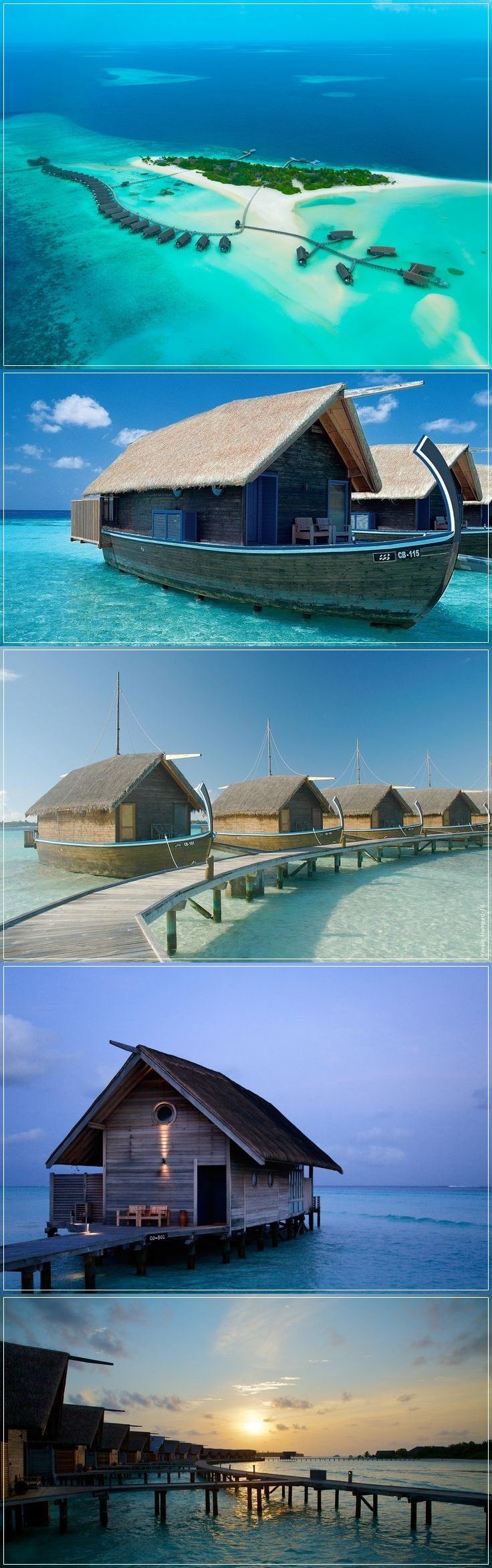 Cocoa Island Resort in the Maldives. http://www.comohotels.com/cocoaisland/