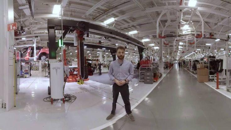❝ La fábrica de Tesla en vídeo de 360 grados [VÍDEOS] ❞ ↪ Puedes verlo en: www.proZesa.com