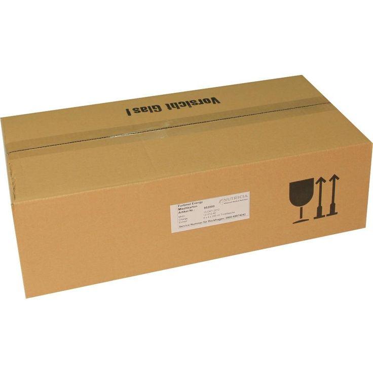 FORTIMEL Energy Mischkarton:   Packungsinhalt: 8X4X200 ml Flüssigkeit PZN: 01125494 Hersteller: MCM KLOSTERFRAU Vertr. GmbH Preis: 87,29…