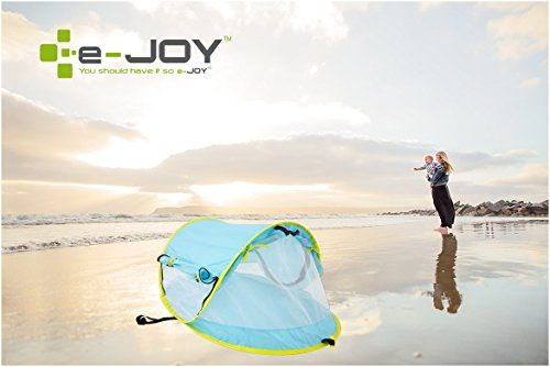 Porpora Instant Portable Breathable Travel Baby Beach Tent