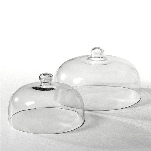 Cloche en verre Lucarne