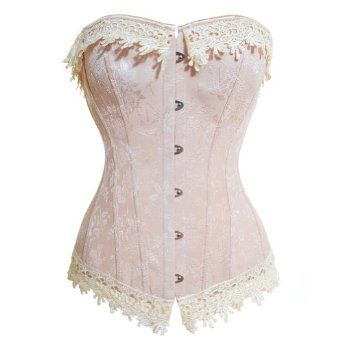 17 best images about victorian style dresses on pinterest for Corsets under wedding dress