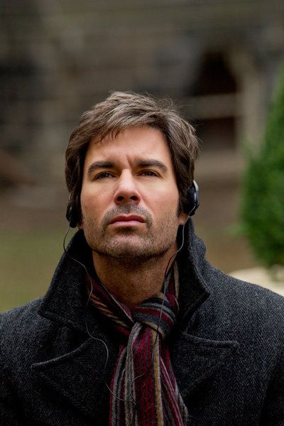 Perception with star Eric McCormack...keeps you guessing and a little crazy @ the same time!