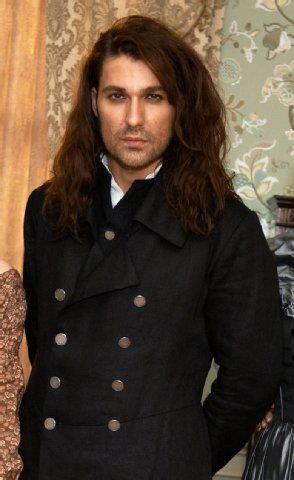 David Garrett as Paganini..and he looks like a bigger bad ass... *swoon.*