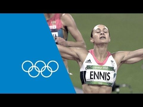 Pentathlon To Heptathlon With Dame Mary Peters | Faster Higher Stronger - YouTube