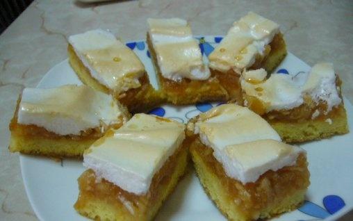 Retete Culinare - Prajitura cu mere