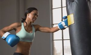 Groupon - $ 59 for One Month of Unlimited Boxing or Kickboxing Classes with Hand Wraps at TITLE Boxing Club ($183 Value) in Multiple Locations. Groupon deal price: $59