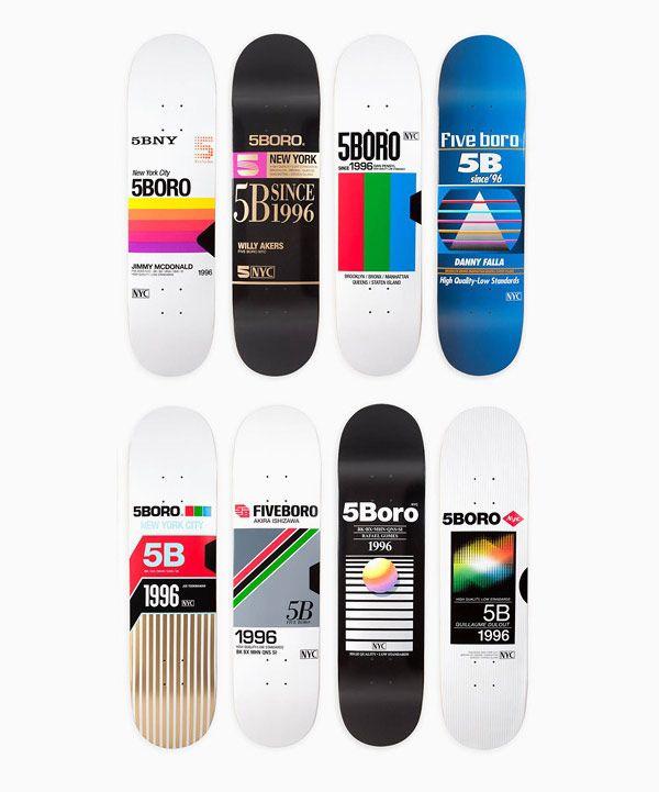 Skateboards Designed Like Old-School VHS Tape Packaging - DesignTAXI.com via @singulargraphic
