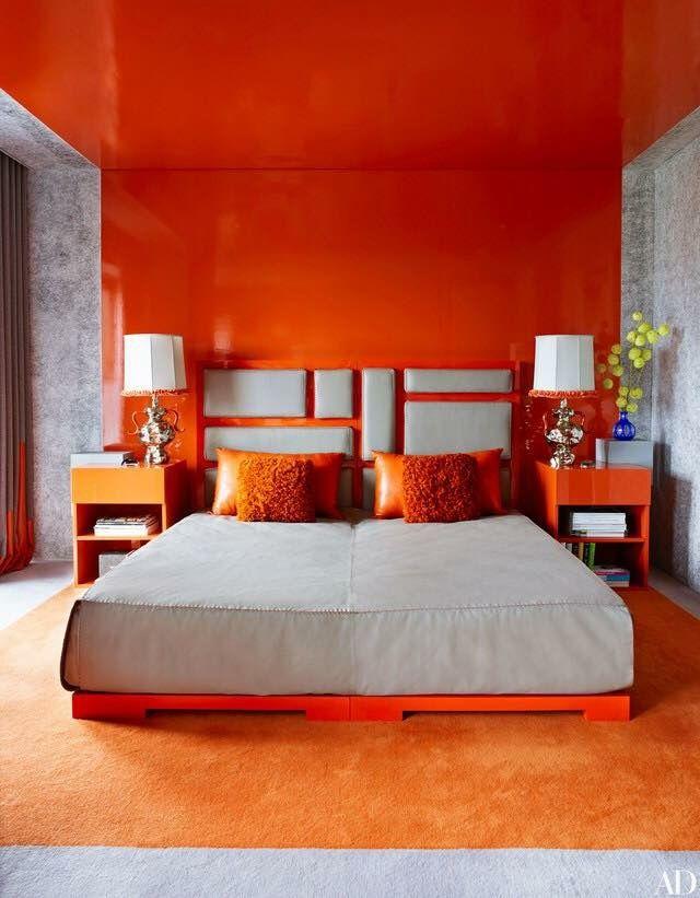 130 besten COLOR CORAL - ORANGE -MARSALA ROOMS&Decor Bilder auf ...