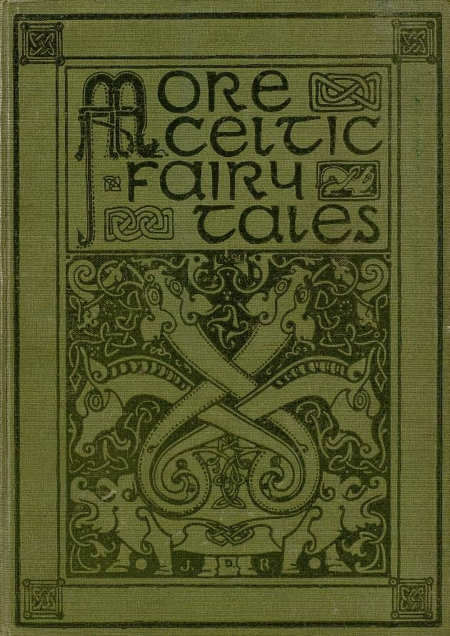 antique book: More Celtic Fairy Tales