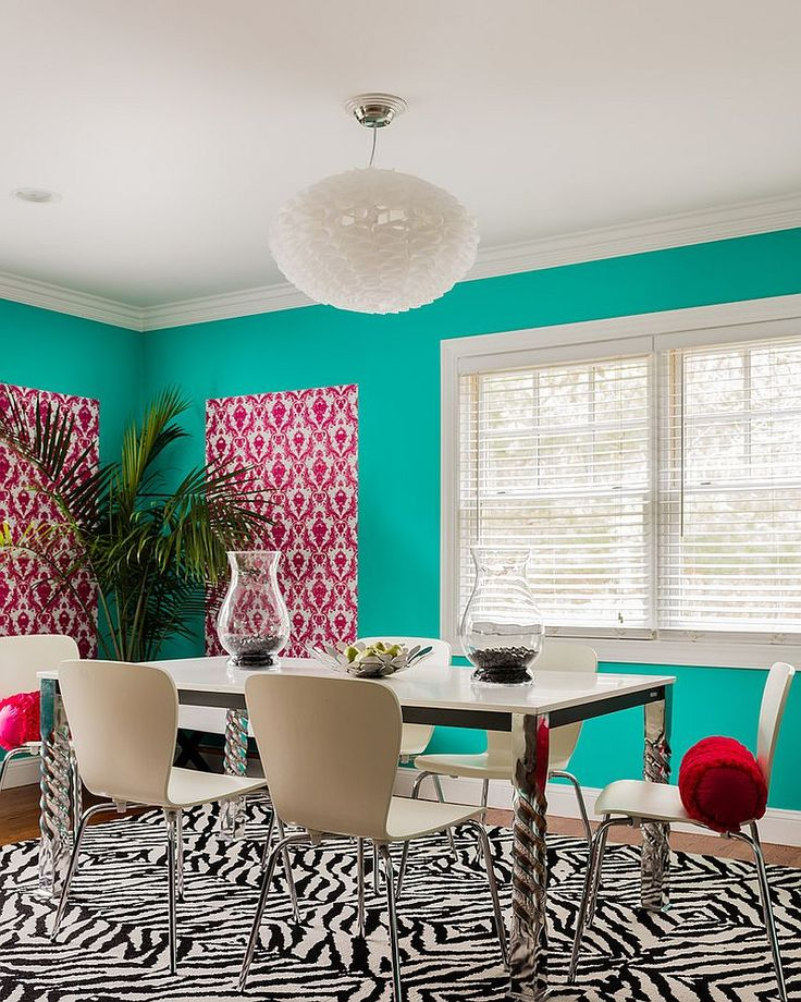 Best 25+ Eclectic Dining Rooms Ideas On Pinterest