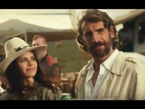 Dos Equis Commercial 2016 The New Most Interesting Man Sand and the Serengeti