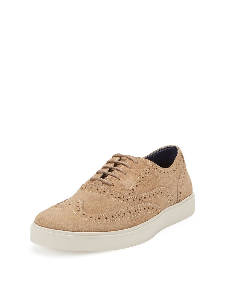 Bergen Wingtip Oxfords