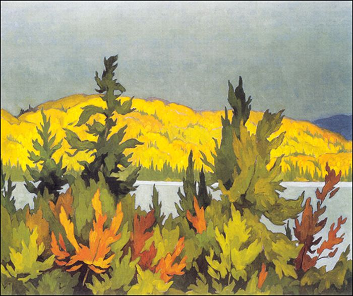 A. J. Casson Tea Lake