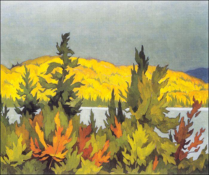 A. J. Casson Tea Lake
