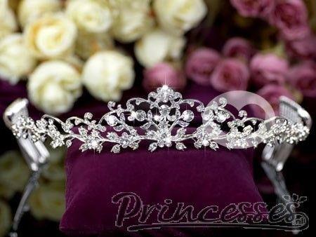 Kroon voor een prachtige look.
