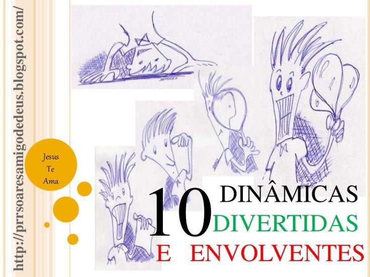 10 Dicas práticas para dinamizar  e tornar mais atraente e envolvente uma aula…