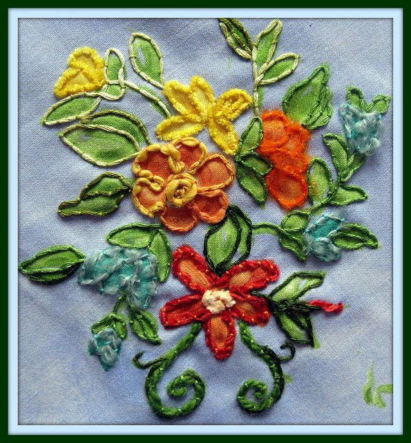 22 Best Embroidery Couching Images On Pinterest Embroidery Sew