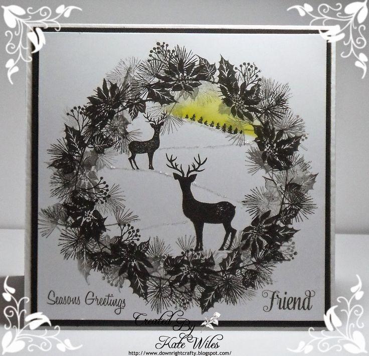 Downrightcrafty: Card-io Christmas
