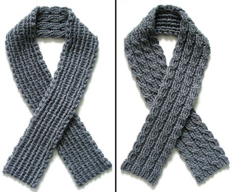 crochet scarf patterns | ... Crochet Pattern: Reversible Cable Scarf - Crochet Patterns, Tutorials