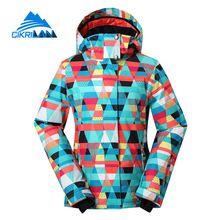 US $103.67 Winter Snowboarding Waterpoof Skiing Jacket Women Outdoor Sport Windstopper Jaqueta Woman Snow Coat Warm Chaquetas Mujer. Aliexpress product