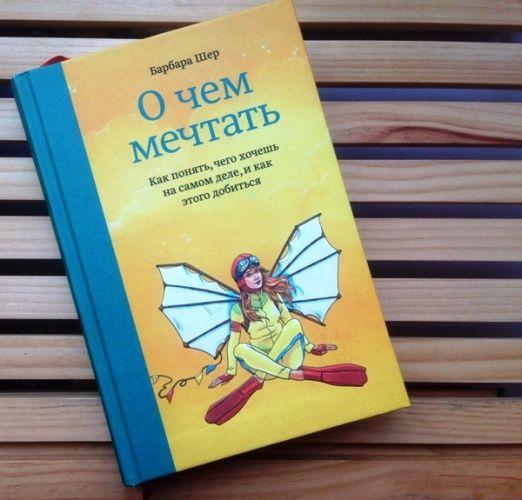 Записки микростокового иллюстратора: Рекомендую почитать: Барбара Шер. «О чем мечтать» #почитать #книги #миф #призвание #мечты #полезные книги
