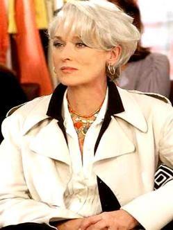 Merly Streep.....the Devil wears Prada