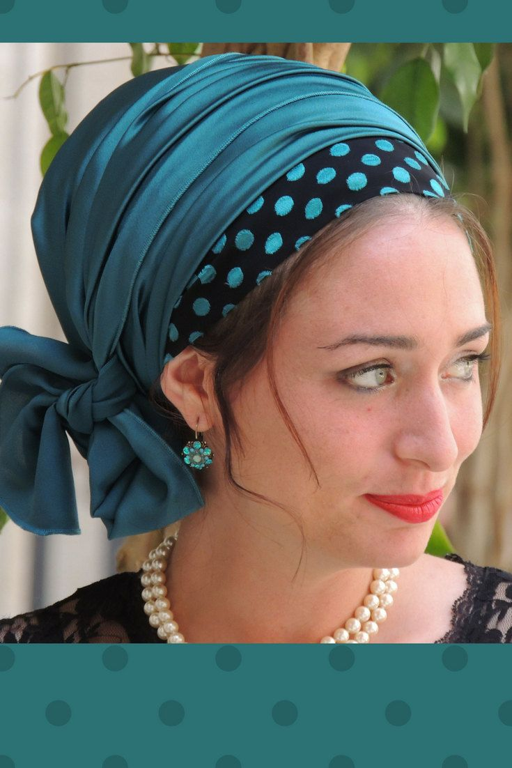 Deep Ocean Sinar Tichel,Hair Snood, Head Scarf,Head Covering,jewish headcovering,Scarf,apron http://etsy.me/2okjJwt #accessories #hair #headband #blue #black #tichels #sinar #hijab #headscarf#saraattali