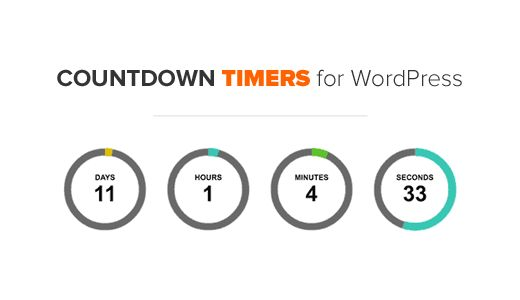 How to Add Animated Event Countdown Timer in WordPresss // #WordPress