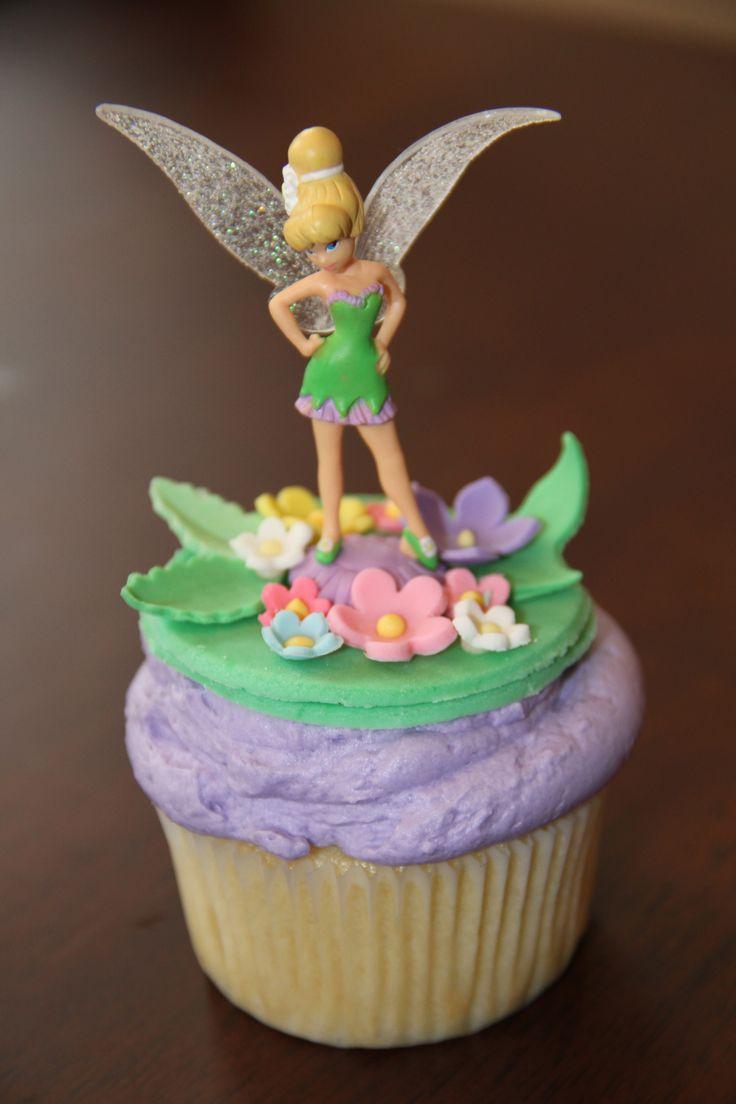 9 Best Cake Topper Images On Pinterest Tinkerbell Disney Fairies