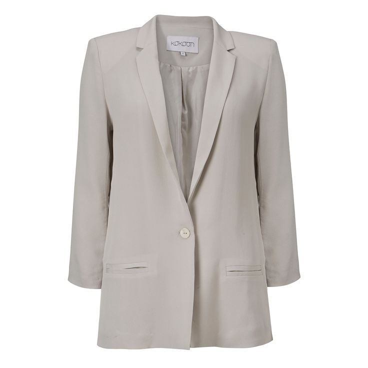 Nero blazer - light grey