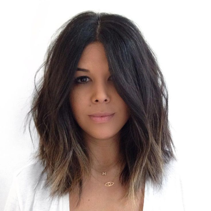 "SAL SALCEDO on Instagram: ""Bedhead is the New Black #hairbysal"""