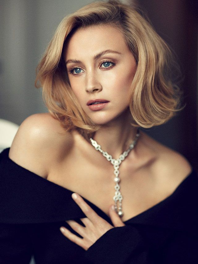 Sarah Gadon Vanity Fair October 2014