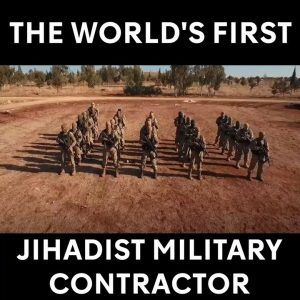 This fighter set up a successful military consultancy for jihadis.  For a fee it offers in #news #alternativenews