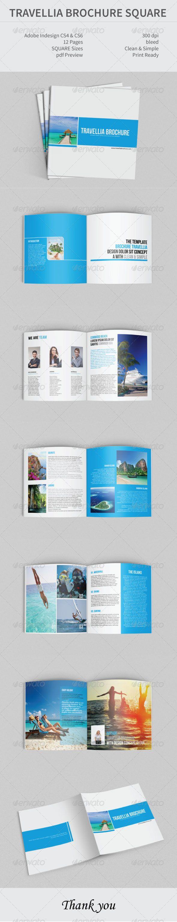 Beste Kostenlose Reise Broschüre Vorlage Fotos - Entry Level Resume ...