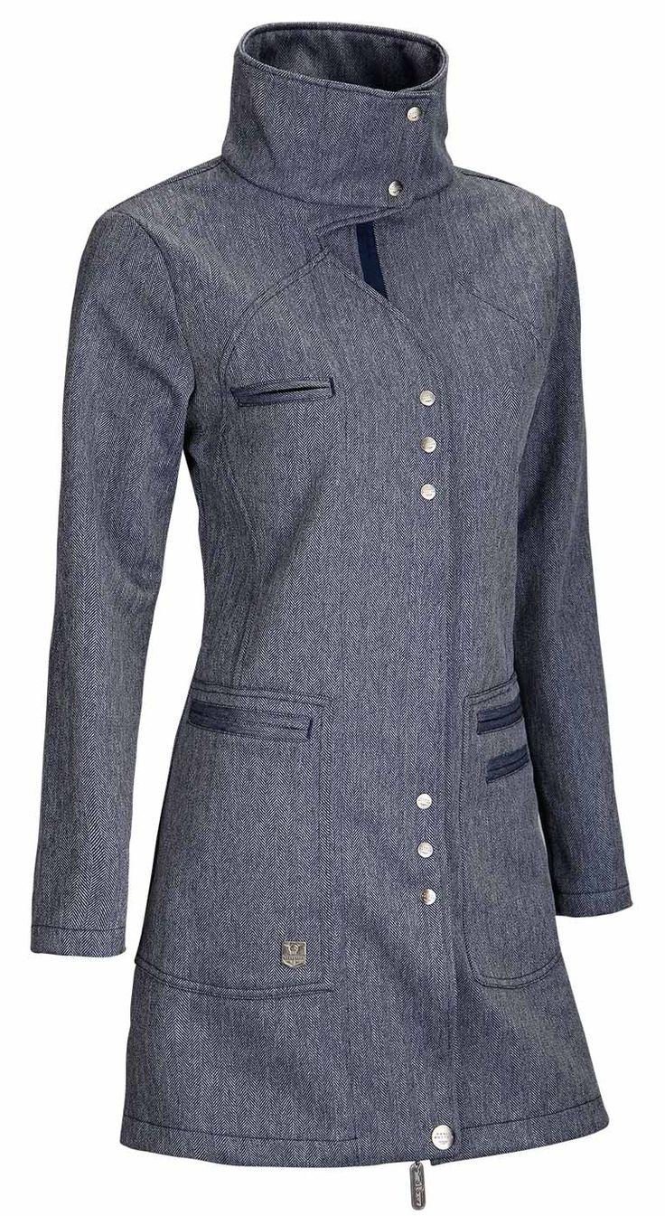 Kabát softshellový dámský WOOX Zone Ladies´ Coat