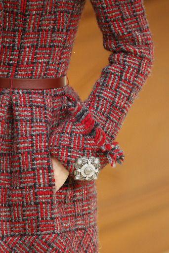 2015-16秋冬プレタポルテコレクション - シャネル(CHANEL)クローズアップ コレクション(ファッションショー) VOGUE JAPAN