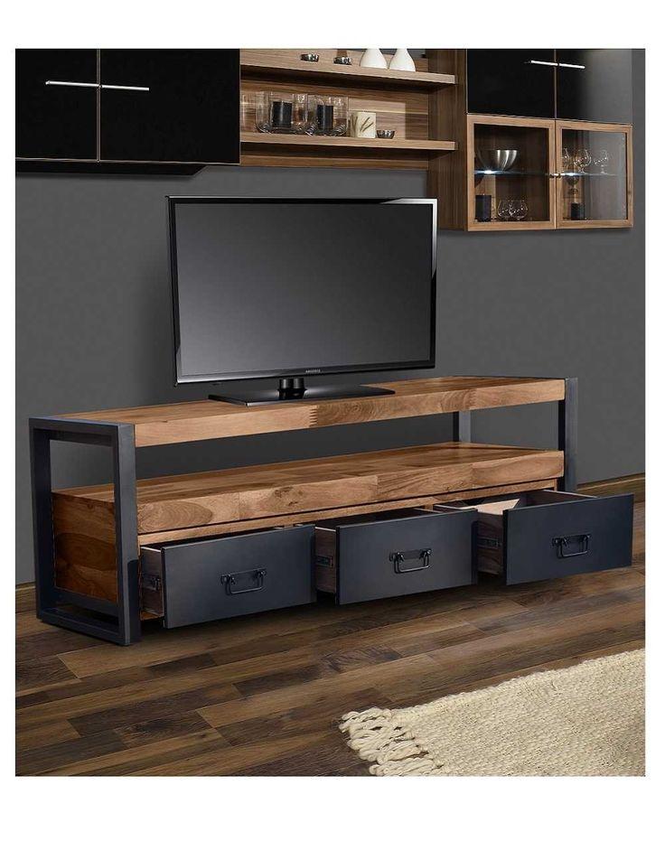 die besten 25 tv bord ideen auf pinterest rahmen um tv ikea sideboard tv und kleine tv st nder. Black Bedroom Furniture Sets. Home Design Ideas