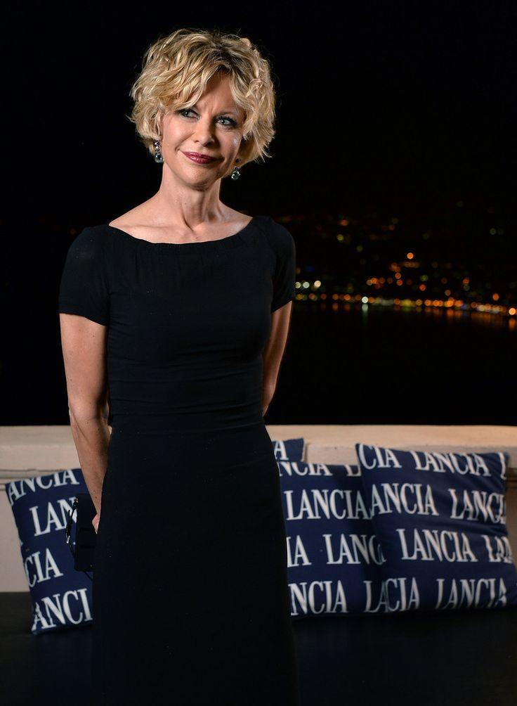 Meg Ryan Photos: Celebs Pose at the Taormina Filmfest in Italy || Meg Ryan (born November 19, 1961) - http://en.wikipedia.org/wiki/Meg_Ryan